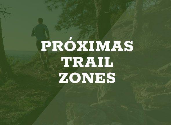 próximas zonas de trail
