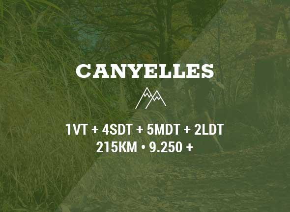 trail canyelles